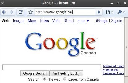 chromelinux