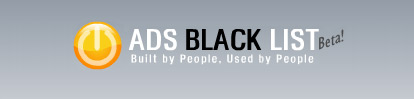 ads black list