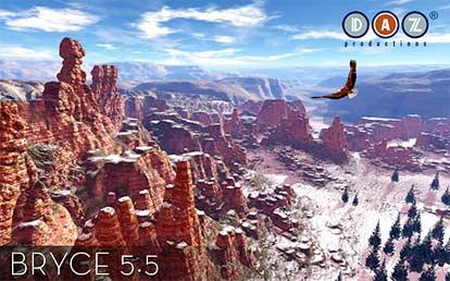 Bryce 5.5 free