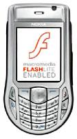 flash su cellulare