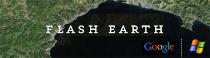 flash earth