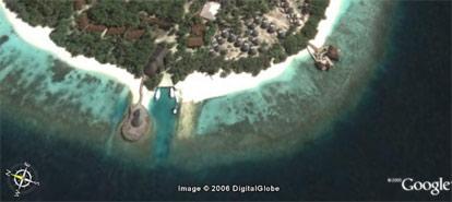 google earth immagini satellite dettagli