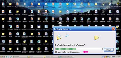 Desktop pieno! AAAAAHHH!!!