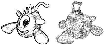 teddy 3D