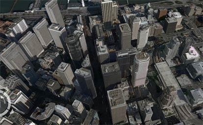 virtual earth 3d
