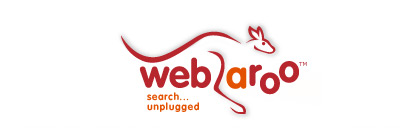 webaroo search unpugged logo